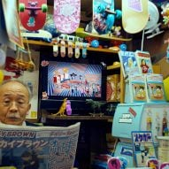 Street vendor kiosk in BBC trailer for Tokyo 2020 Olympics produced by Factory Fifteen and Nexus Studios