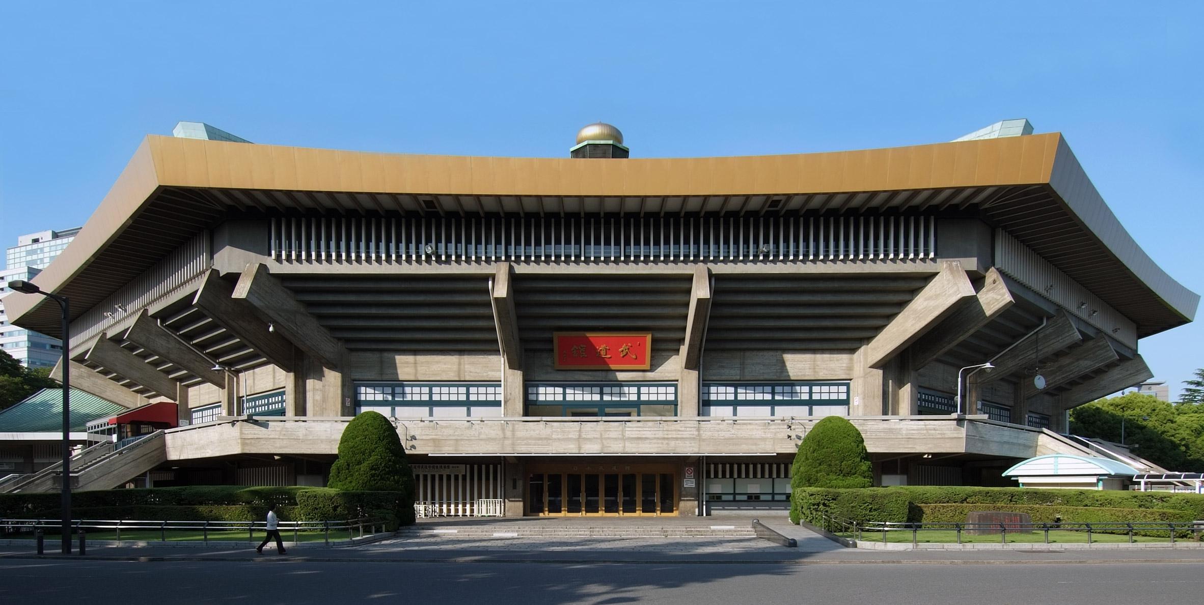 Nippon Budokan by Mamoru Yamada