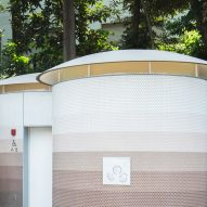 Toyo Ito toilet