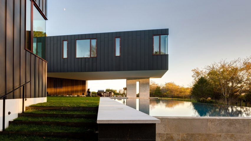 Watermill House in Water Mill, the Hamptons, by Office of Architecture