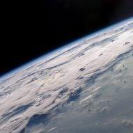 Pemandangan bumi dari luar angkasa