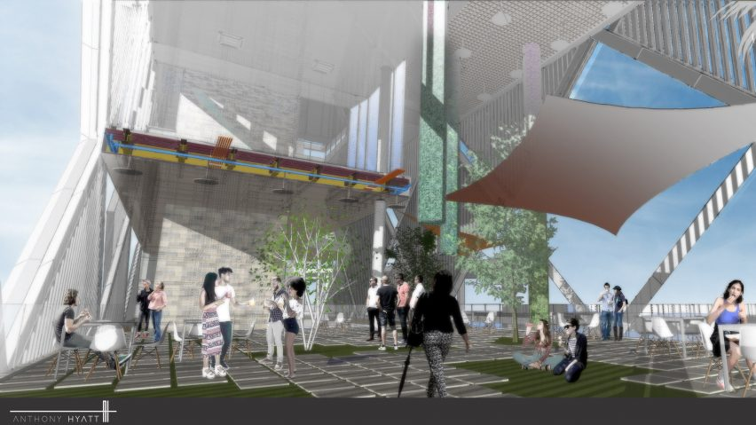 Architecture projects from the University of Technology, Jamaica
