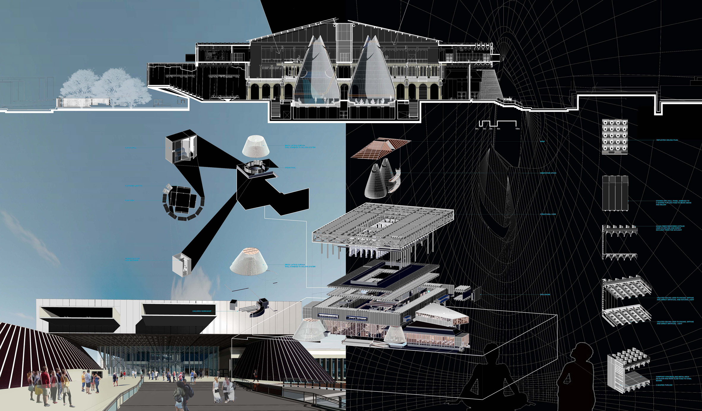 Jason Pinnock is an architecture student