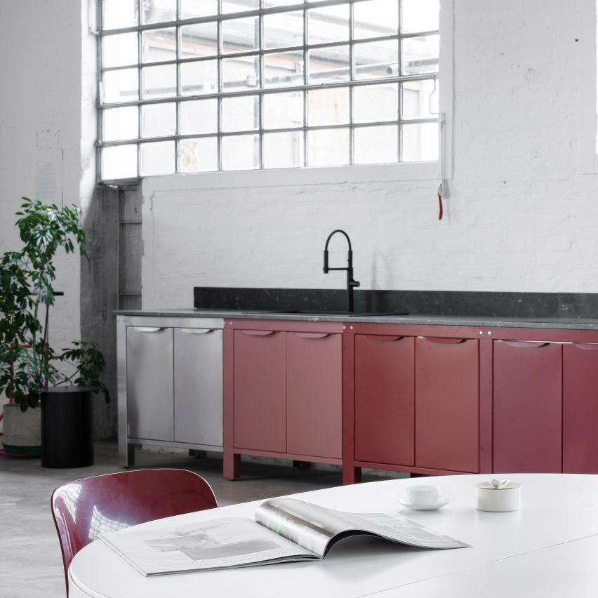 Very Simple Kitchen by Riccardo Randi