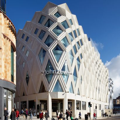 Victoria Gate department store by ACME