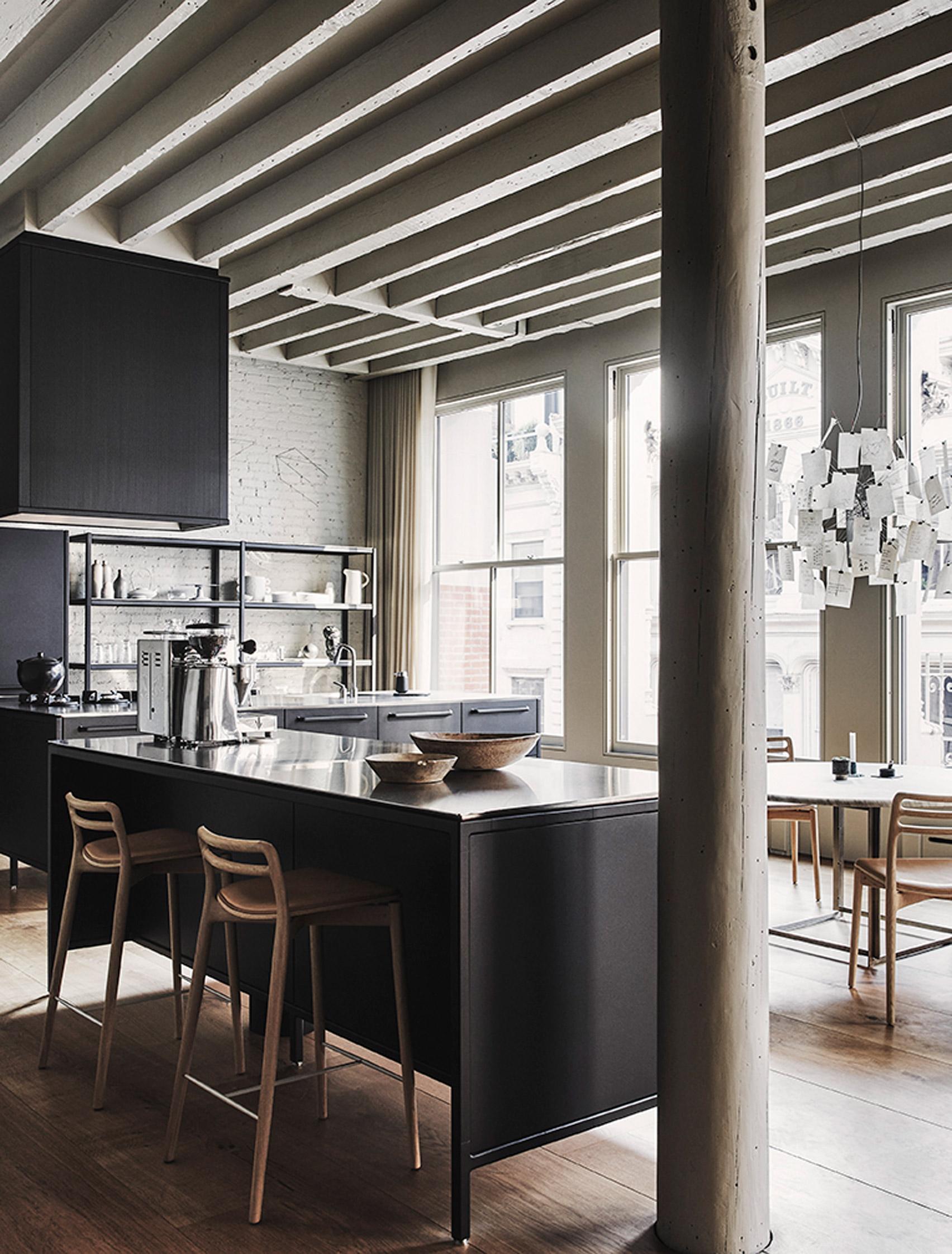 Vipp Studio kitchen island