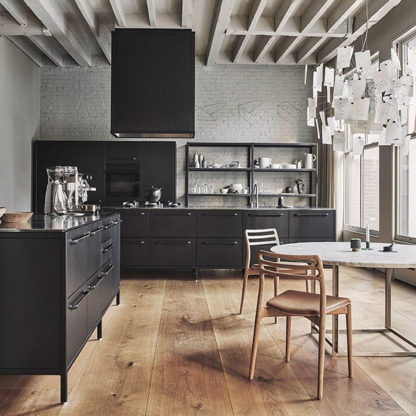 Vipp Studio kitchen