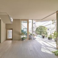 The interiors of Weather House by Not Architects Studio
