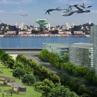 Hyundai's claim of flying cars by 2030 features in today's Dezeen Weekly newsletter