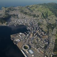 Wellington city digital twin created by Buildmedia with Unreal Engine