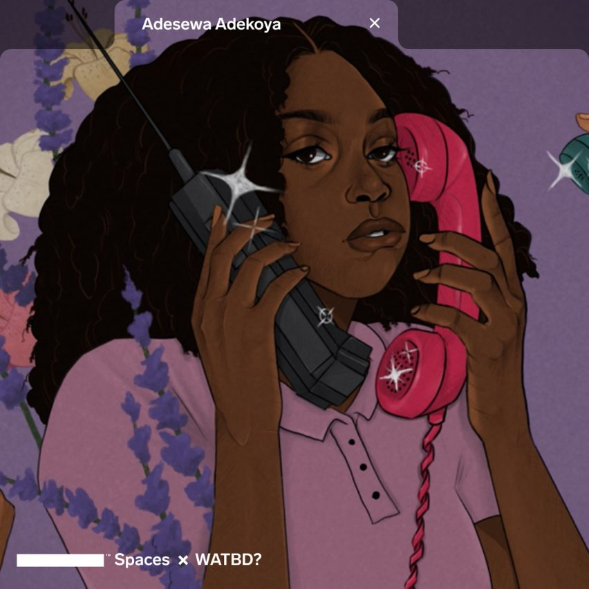 Something Spaces web plugin showcases the work of Black creatives online
