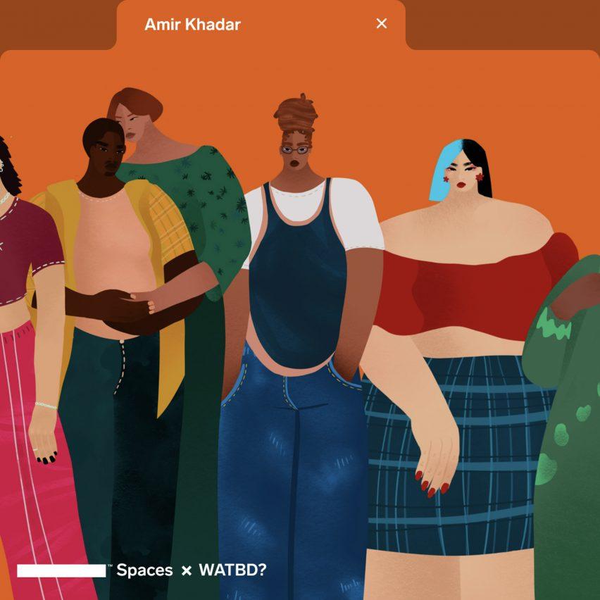 Амир Хадар - один из популярных креативщиков