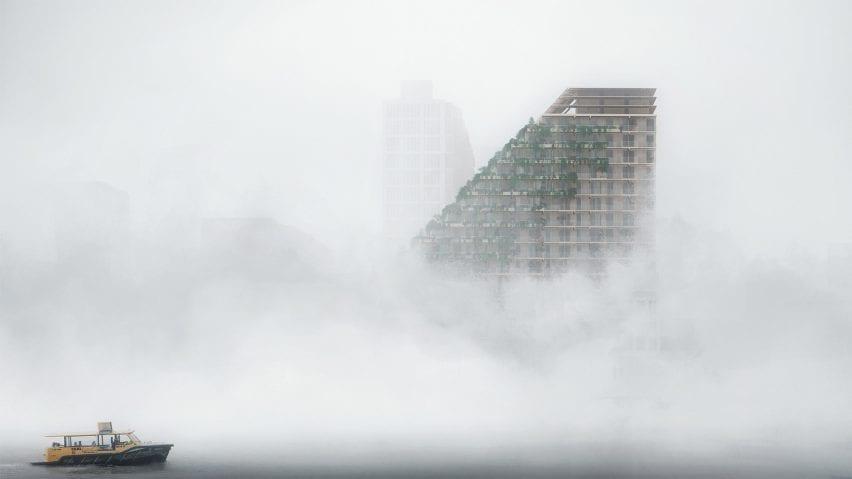 SAWA in the fog