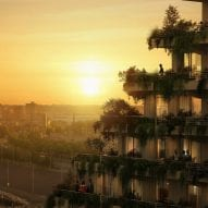 """Wooden residential tower in Rotterdam by Mei Architects delayed due to """"explosively high"""" timber prices"""