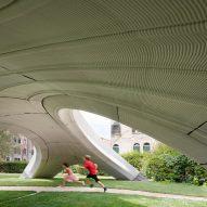 Zaha Hadid Architects and ETH Zurich create 3D-printed concrete bridge in Venice