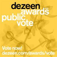 Dezeen Awards 2021 public vote opens today! Vote now