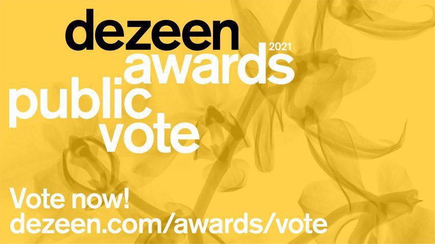 Dezeen Awards 2021 public vote - vote now!