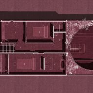 first floor plan of the home