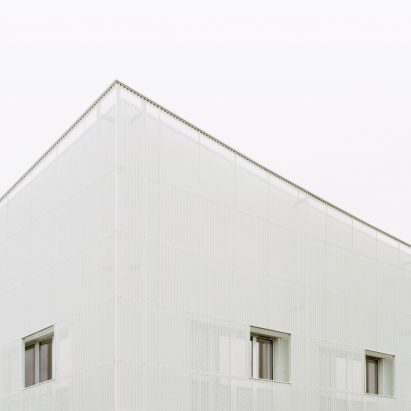 Val d'Europe business premises by Naed l bureau d'architecture and Agathe Marimbert