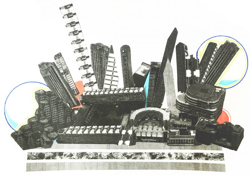 Collage by Federica Pescini