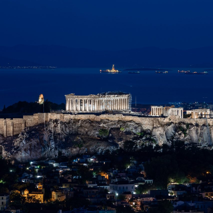 Acropolis of Athens and Monuments by Eleftheria Deko and Associates