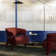 Back-Wing Pro armchair by Patricia Urquiola for Cassina