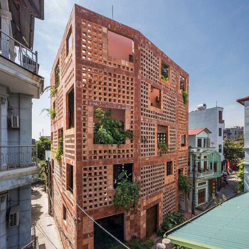 Bat Trang House, Vietnam, by VTN Architects
