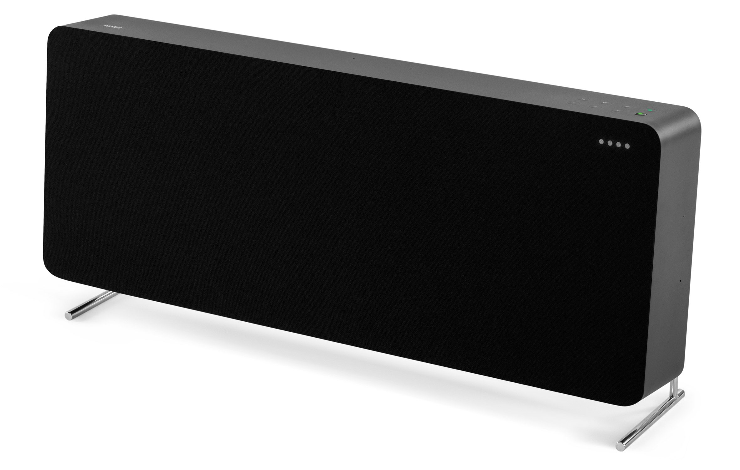 Black Braun LE speaker