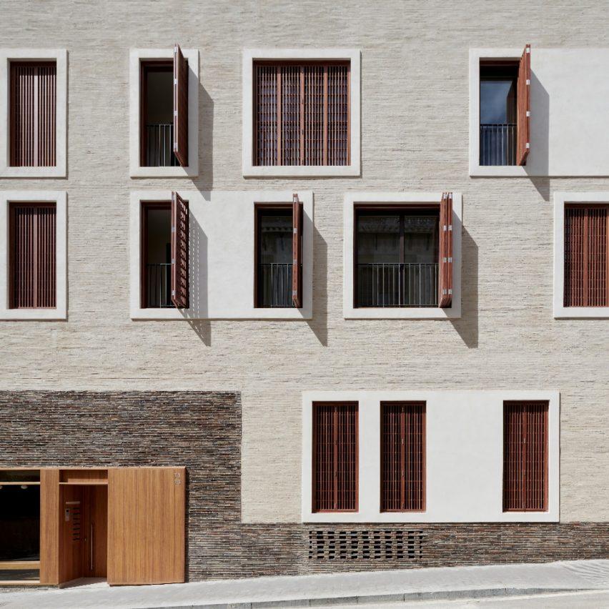 Ca N'Alegre in Barcelona, Spain, by Bergnes de las Casas