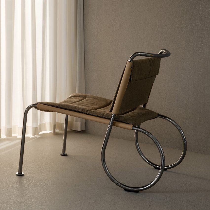 Corso easy chair by Peter Andersson for Lammhults