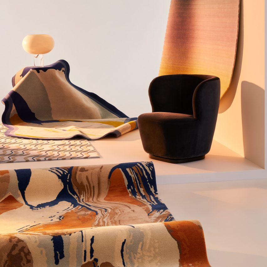 Коллекция ковров Forma от Tsar Carpets