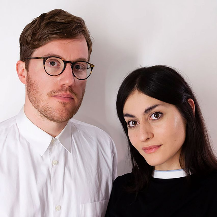 Portrait of Luke Pearson and Sandra Youkhana of You+Pea