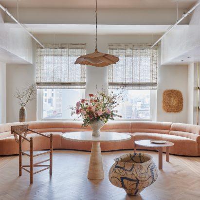 Ulla Johnson Showroom by Rafael de Cárdenas LTD