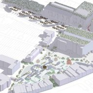 Ravensbourne University London presents nine student architecture projects