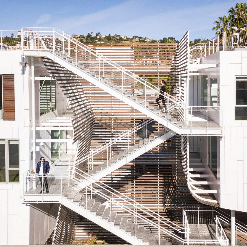 Junior architect at Lorcan O'Herlihy Architects in Los Angeles, California