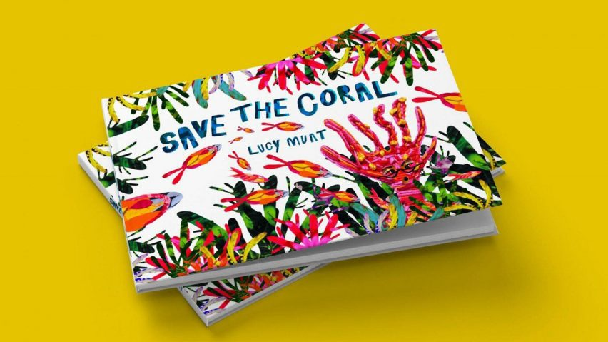 A book about saving coral reefs