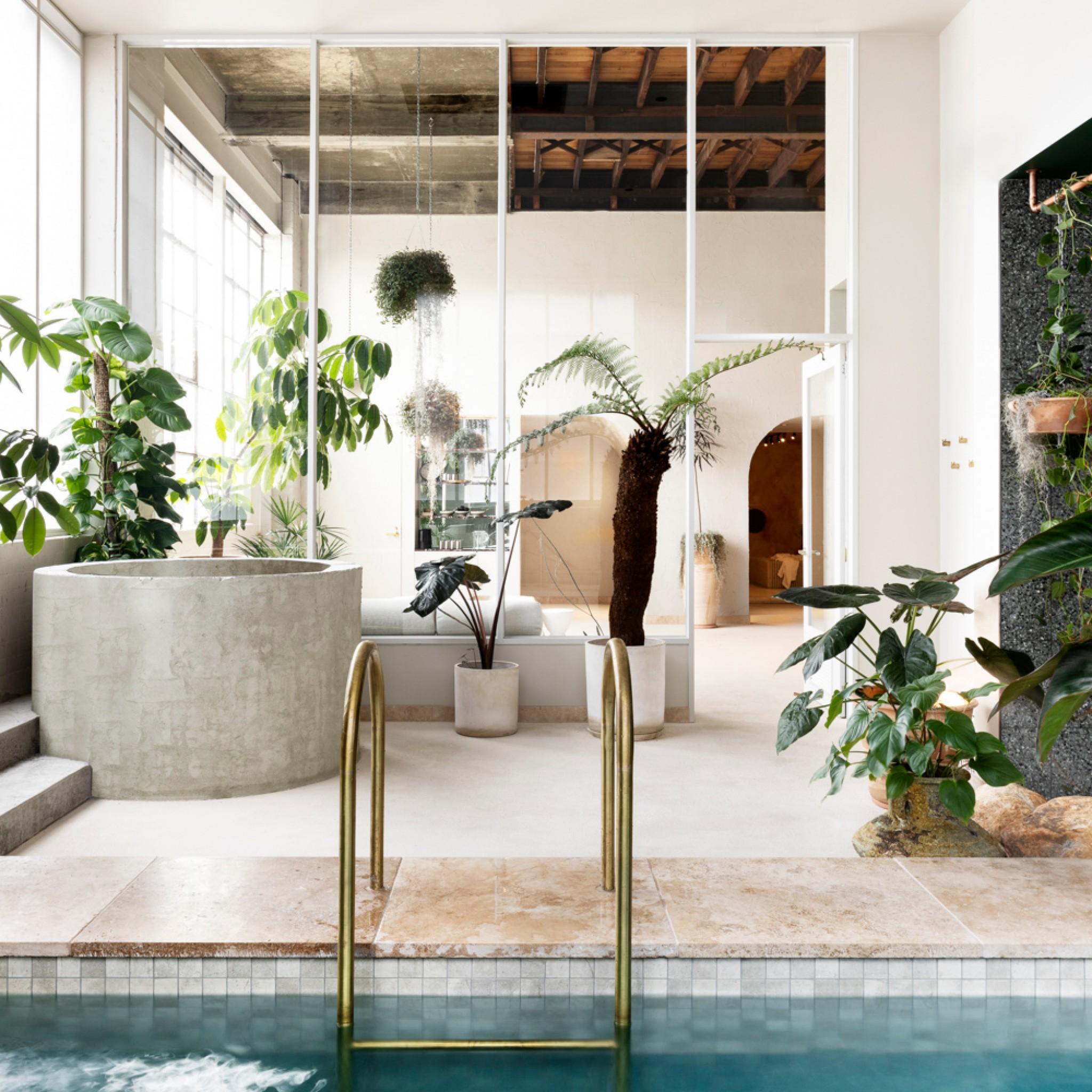 Sense of Self Bathhouse and Spa by S.O.S Sense Of Self