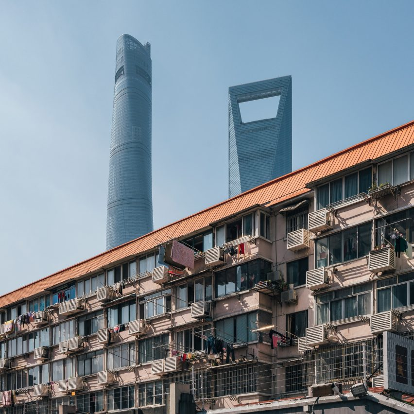 Shanghai Undressed by Justin Szeremeta, StudioSZ.