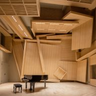 Dezeen Awards 2021 interiors longlist announced
