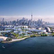 Diamond Schmitt and Therme Group to transform Toronto's Ontario Place into wellness destination