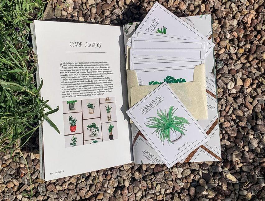 A magazine about plants
