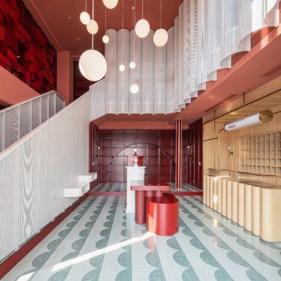 Bund Post Office designed by Yatofu