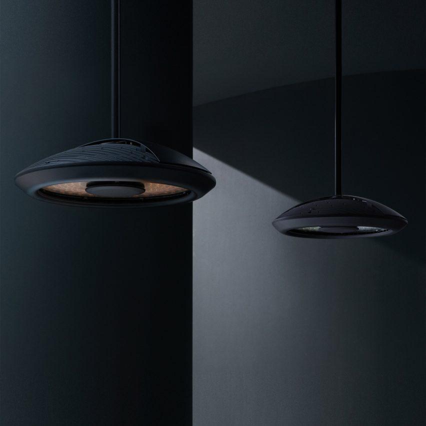 Whiz 2.0 luminaire by Meteor Lighting