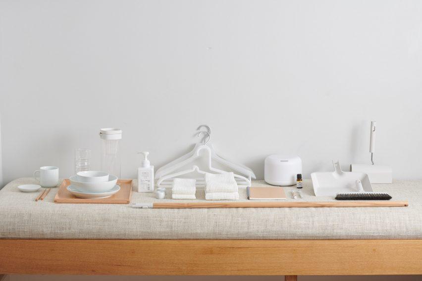 Airbnb Host Essentials by Muji