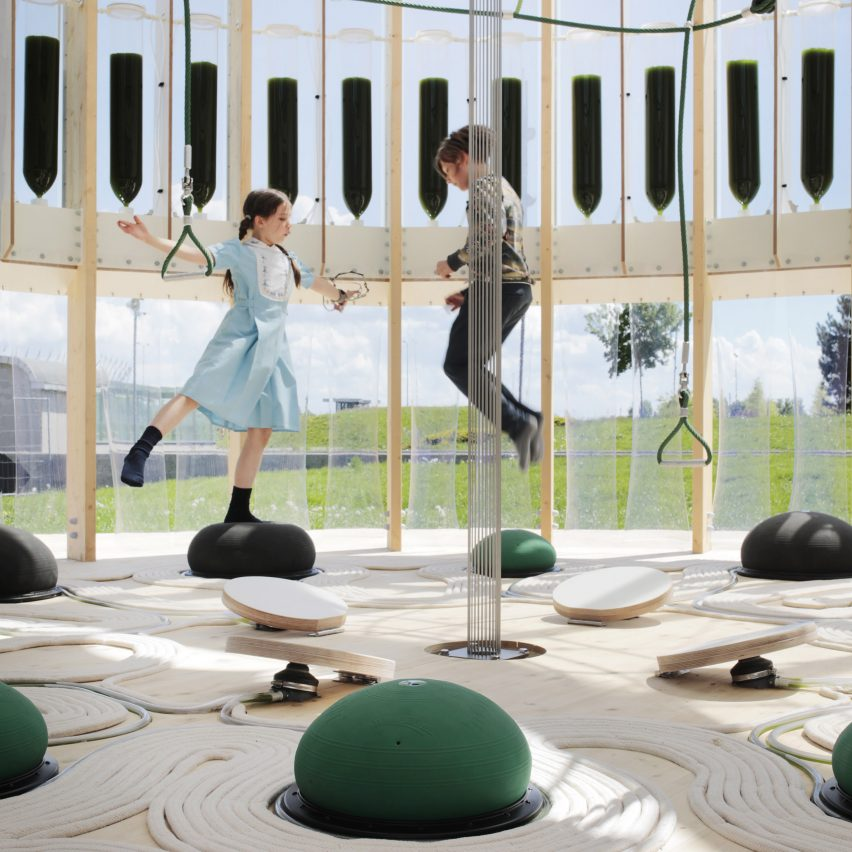 Airbubble by EcoLogicStudio