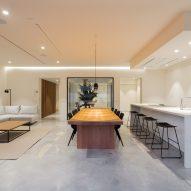 the kitchen at alaro house