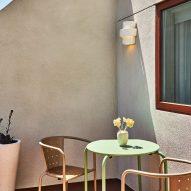 Alsace LA hotel by Home Studios