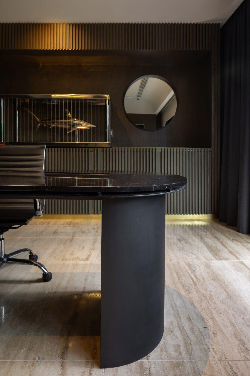 Álvaro Hernández Félix Studio 203 Masaryk offices