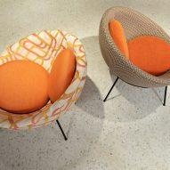 Bowl Chair by Lina Bo Bardi