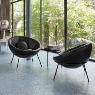 Arper to showcase new and classic chairs at Salone del Mobile